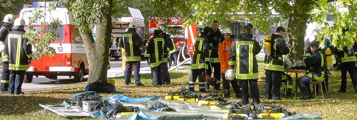Feuerwehr Imagebild